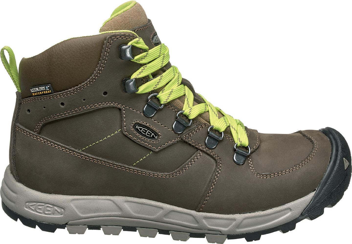 Keen Westward Leather WP Shoes Women brown at Addnature.co.uk e5becb88d5